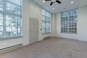 Living Room Interior at Garfield Park, Virginia