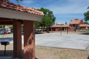 Basketball Court at Heritage Pointe, Arizona