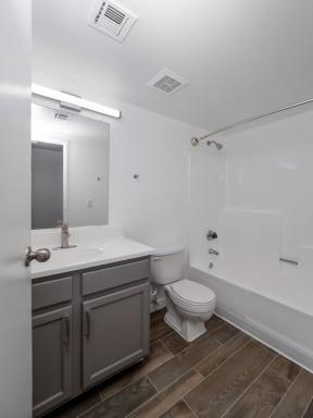 Renovated bathoom