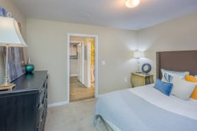 Large Comfortable Bedrooms at Southpoint Crossing, Durham, NC, 27713