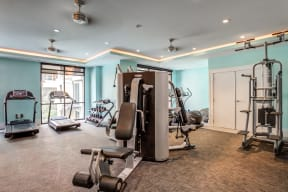 High Endurance Fitness Center at LaVie SouthPark, Charlotte, 28209