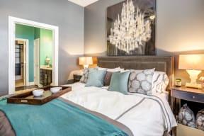 Gorgeous Bedroom at LaVie SouthPark, Charlotte, NC