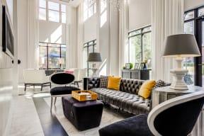 Resident Lounge at LaVie SouthPark, North Carolina, 28209