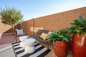 Patio Area at Casitas at San Marcos in Chandler AZ Nov 2020(4)