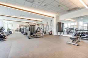 State Of The Art Fitness Center at North+Vine, Chicago, IL, 60610