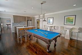 Gameroom with Billiards