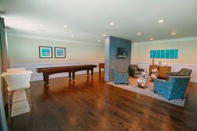 Lounge and Gameroom