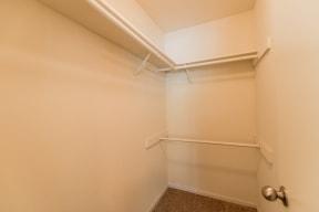 Kent Apartments - Signature Pointe Apartment Homes - Bedroom Closet