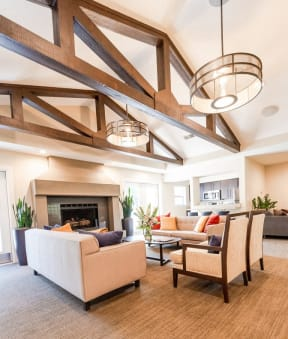 Kent Apartments - Signature Pointe Apartment Homes - Clubhouse 2