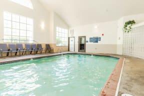 Kent Apartments - Signature Pointe Apartment Homes - Indoor Pool