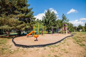 Kent Apartments - Signature Pointe Apartment Homes - Playground