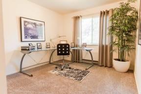 Kent Apartments - Signature Pointe Apartment Homes - Second Bedroom 1
