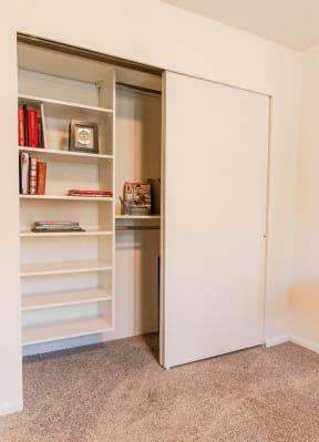 Kent Apartments - Signature Pointe Apartment Homes - Second Bedroom 2
