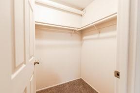 Lakewood Apartments - Bellmary Park Apartments - Bedroom Closet