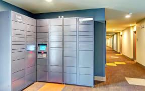 Secure Package Lockers