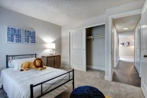 Lakewood Apartments - MOD 83 Apartments - Bedroom 4