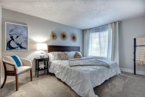 Lakewood Apartments - MOD 83 Apartments - Bedroom 1