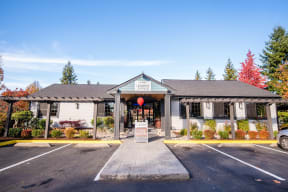 Tacoma Apartments - The Lodge at Madrona Apartments - Leasing Office