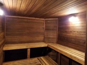 Kent Apartments - Signature Pointe Apartment Homes - Sauna