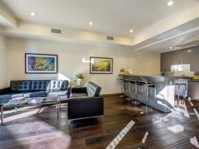 Pomona CA Apartments for Rent - View of Monterey Station's Beautiful Clubhouse