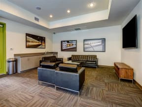 Pomona CA Apartments for Rent - View of Monterey Station's Beautiful Community Room