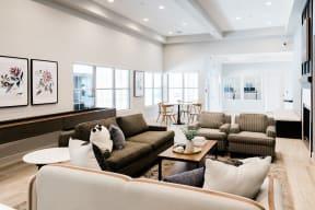 Resident Lounge at Deer Run Apartments, Brown Deer, 53223