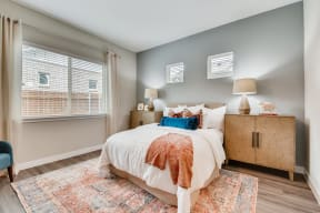 Large Comfortable Bedrooms at Avilla Oakridge, Forney, TX, 75126