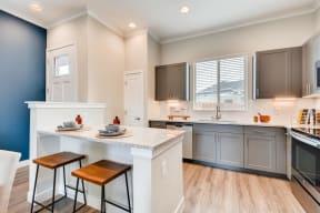 3 Bedroom Floor Plan Kitchen at Avilla Heritage, Grand Prairie