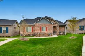 Property Exterior  at Avilla Heritage, Texas, 75052