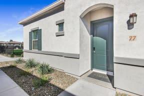 Leasing Center External View at Avilla Gateway, Phoenix, Arizona