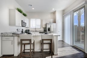 Gourmet Kitchen With Island at Avilla Lago, Peoria, 85382