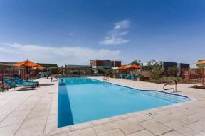 Resort Inspired Pool with Sundeck at Avilla Deer Valley, Arizona, 85085