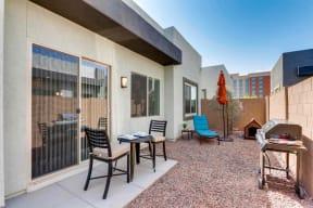 Private Backyards at Avilla Deer Valley, Phoenix, AZ
