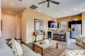 Modern Living Room at Avilla Deer Valley, Phoenix, 85085