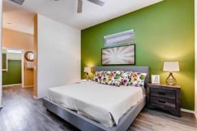 Master Bedroom at Avilla Deer Valley, Phoenix