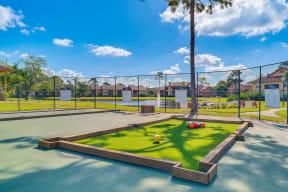 Avisa Lakes community billiards soccer
