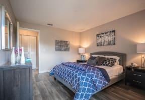 avisa lakes renovated apartment wood like floor open layouts