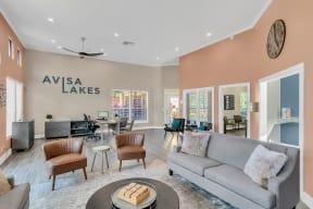 clubhouse lounge avisa lakes orlando florida