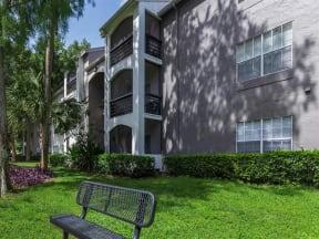 Granite at Porpoise Bay Apartments Daytona Beach building exterior