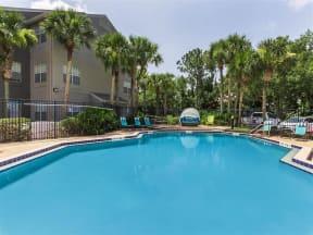 Granite at Porpoise Bay Apartments Daytona Beach pool