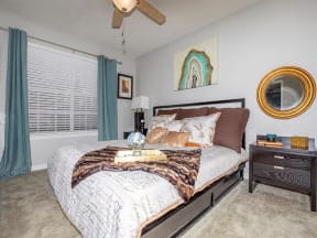 jackson square tallahassee apartments model home spacious second bedroom