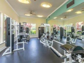lake forest apartments daytona gym