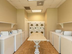 lake forest apartments daytona laundry room