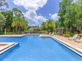 lake forest apartments daytona pool and pool deck