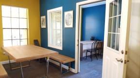 lake forest apartments daytona study room