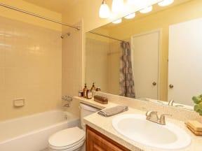 lake forest apartments daytona tranquility bathroom