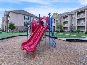 playground at town parc at amarillo apartments