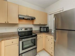 shamrock of sunrise fl apartments kitchen appliances