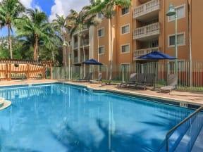 shamrock of sunrise fl apartments pool deck