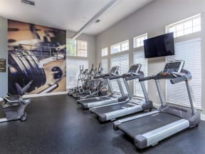 tallahassee apartments fitness center cardio machines